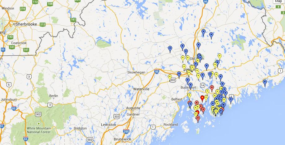 Emera Maine Outage Map