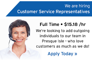 Job Callout - Customer Service Representatives